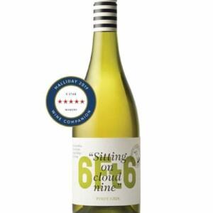 6Ft6 Pinot Gris 2020 - 6Ft6