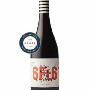 6Ft6 Pinot Noir 2019 - 6Ft6