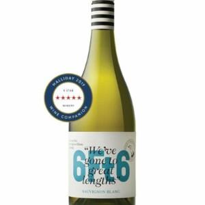 6Ft6 Sauvignon Blanc 2020 - 6Ft6