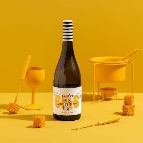 6ft6 white wine chardonnay