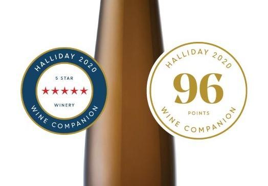 Halliday Wine Companion Ratings