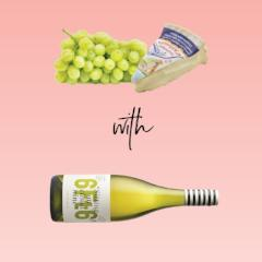 chat cheese to pair with pinot gris