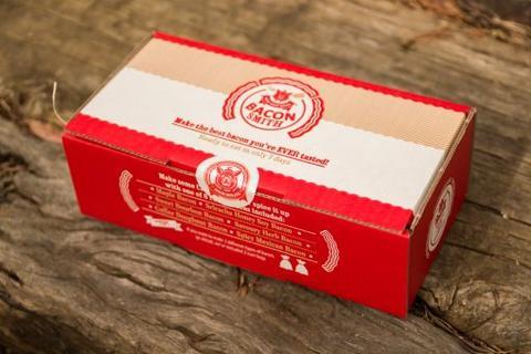 6ft6 gift guide - bacon making kit